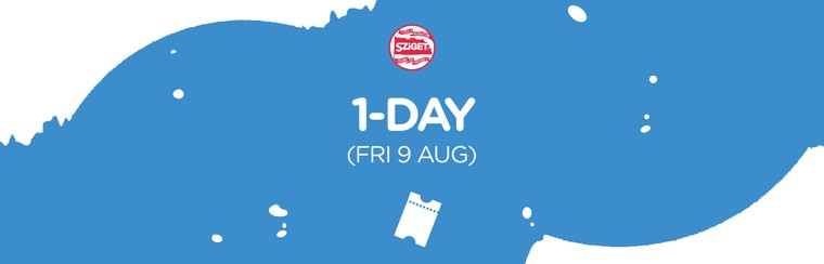 Day 3 - Friday (9 August)
