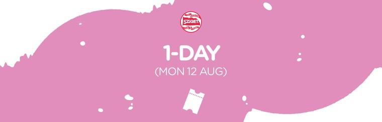 Dia 6 - segunda-feira (12 de agosto)