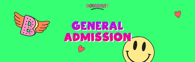 General Admission Ticket