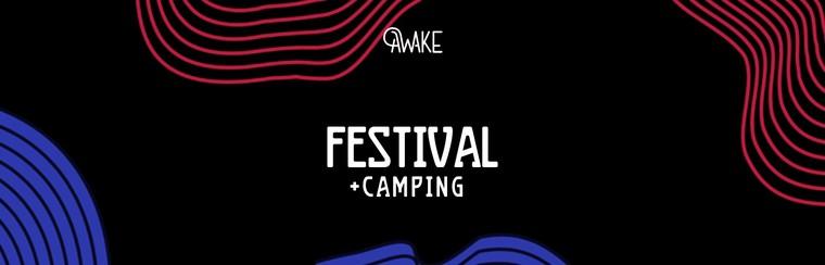 Festival + Camping Ticket