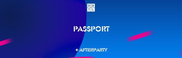 Entrada Passport + Afterparty