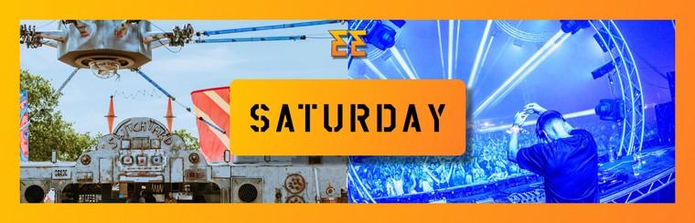 Saturday GA Ticket