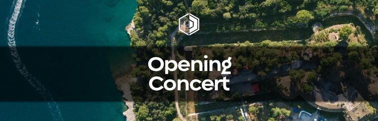 Opening Concert Ticket