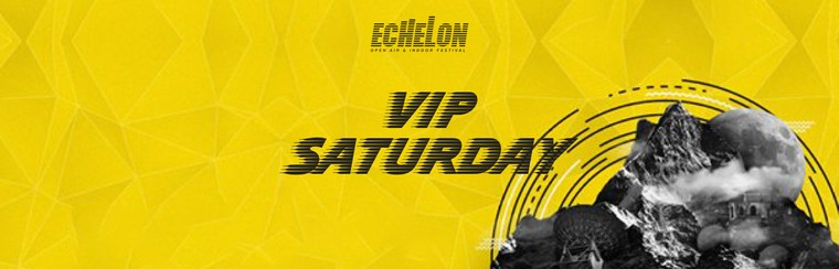 VIP Saturday Ticket