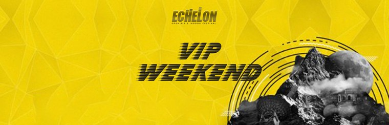 Full Weekend VIP Ticket