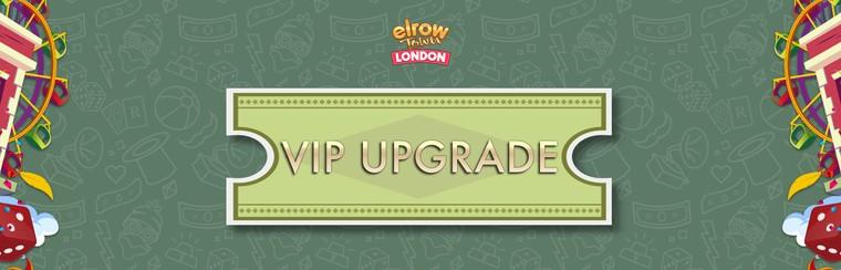 VIP Upgrade Ticket