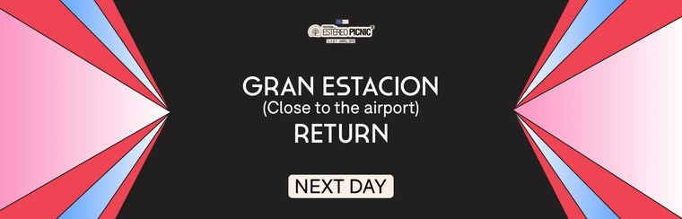 Viaje desde Gran Estación (cerca del aeropuerto) con vuelta el día siguiente