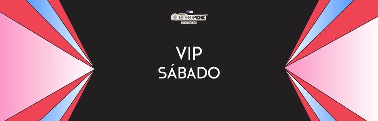Entrada VIP Sábado