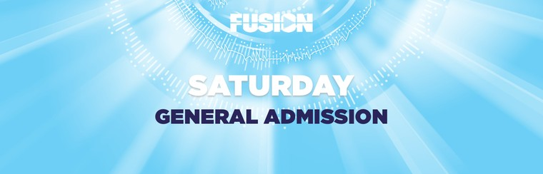 Saturday General Admission Ticket