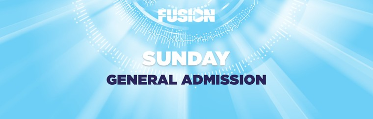 Sunday General Admission Ticket
