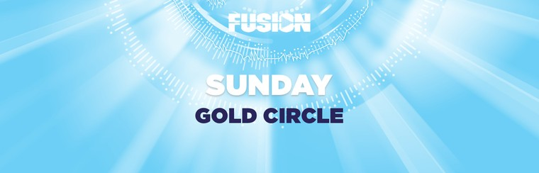 Gold Circle Sunday Ticket