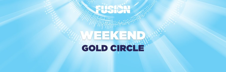 Gold Circle Weekend Ticket