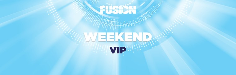 VIP Weekend Ticket