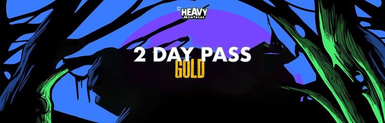 2 Days Pass Gold