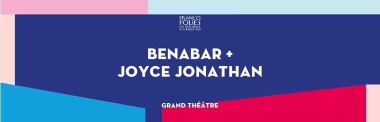 BENABAR + JOYCE JONATHAN
