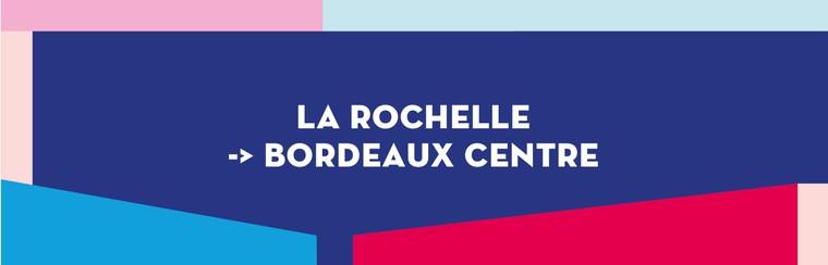 One-Way Coach Travel | La Rochelle to Bordeaux City Center