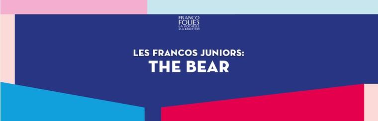 Les Francos Juniors: THE BEAR