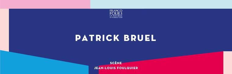PATRICK BRUEL + ZAZIE + JEREMY FREROT + TROIS CAFES GOURMANDS