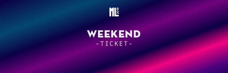 Wochenend-Ticket