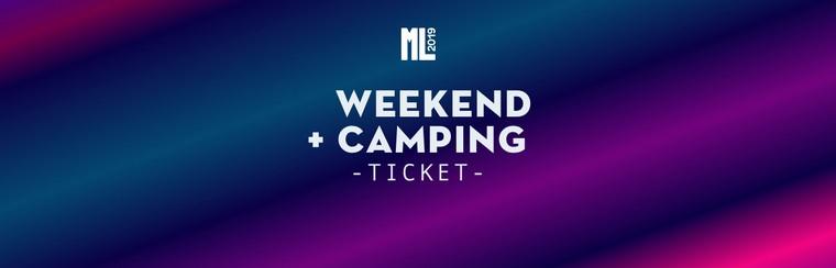 Camping + Wochenendticket