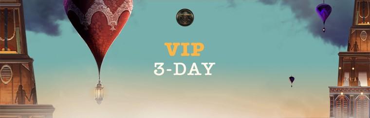 VIP 3-Day Pass
