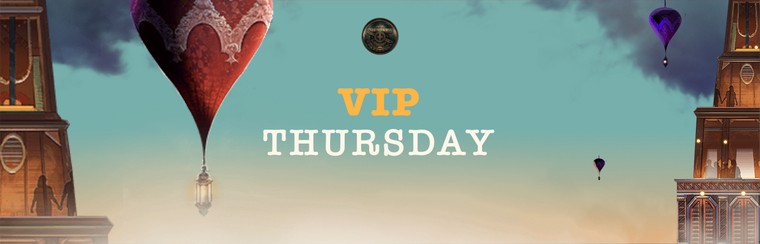 VIP Thursday Pass