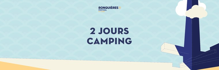 Pass 2 Jours Camping