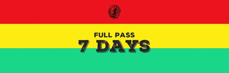 Full Pass 7 Days