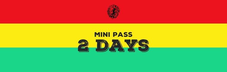 Mini-Pass 2 Days