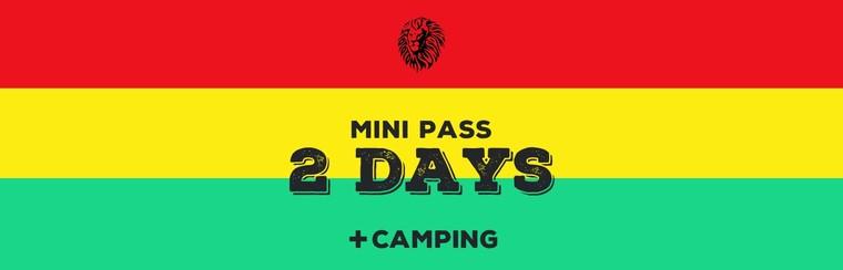 Mini-Pass 2 Days + Camping