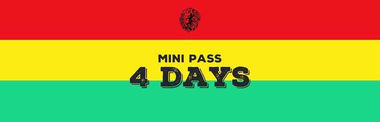 Mini-Pass 4 Days