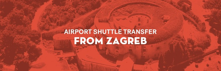 Airport Shuttle Transfer from Zagreb