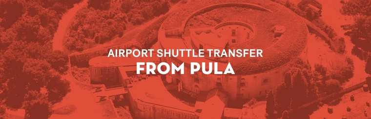 Airport Shuttle Transfer from Pula