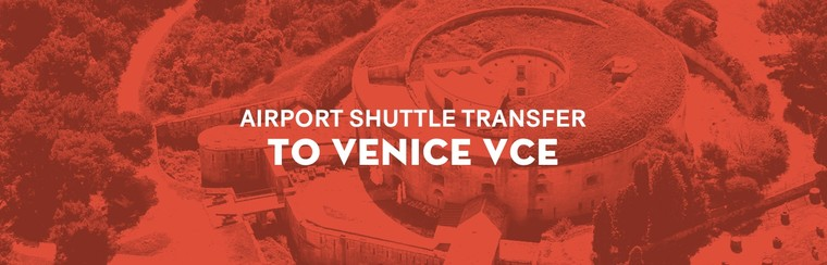 Airport Shuttle Transfer to Venice VCE