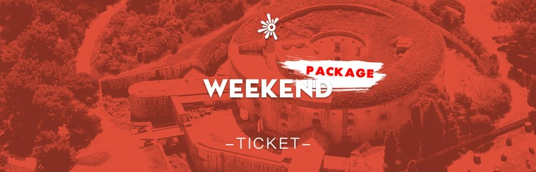 Weekend Festival Ticket Package