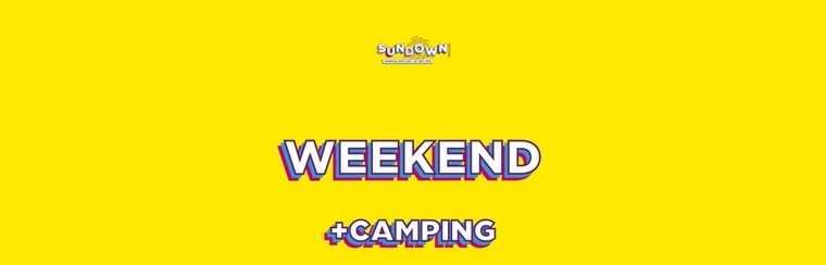 Weekend Camping Ticket