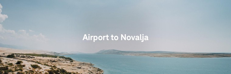i'Way Transfer - Airport to Novalja