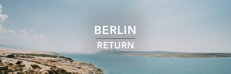 Berlin Return Coach Travel
