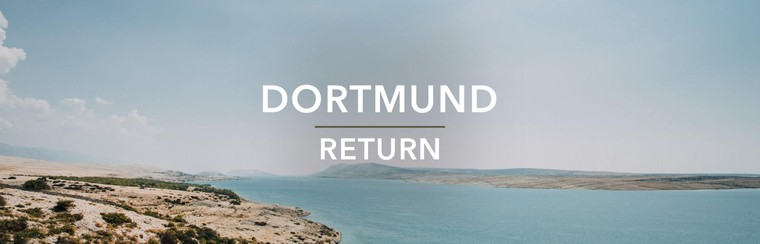 Dortmund Return Coach Travel