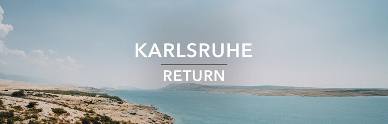 Karlsruhe Return Coach Travel