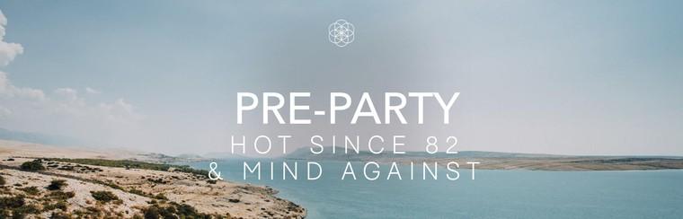 Sonus Festival Preparty con Hot Since 82 y Mind Against