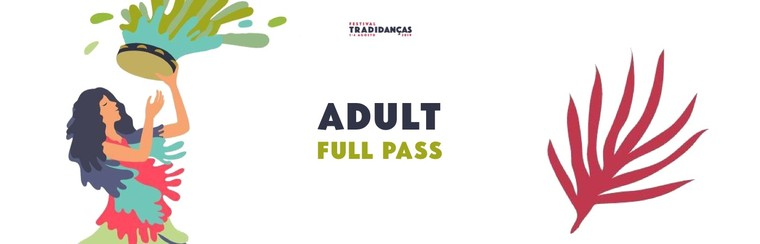 Adult Full Pass