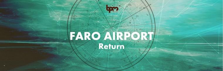 Faro Airport Return Shuttle Bus