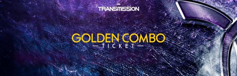 Golden Combo Ticket