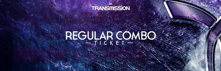 Regular Combo Ticket
