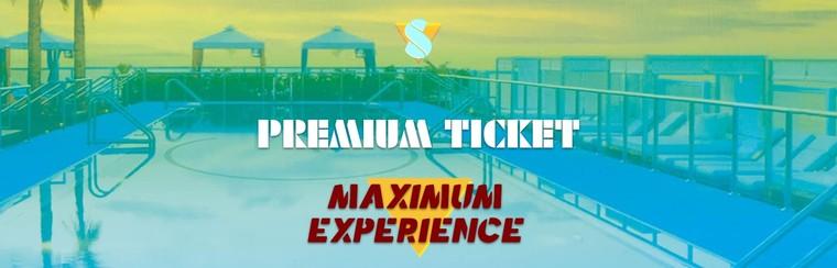 Premium Ticket - Maximum Experience (20+ Years)