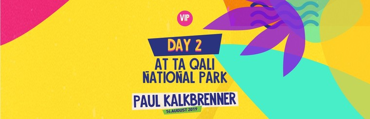 VIP Day 2 Ticket at Ta Qali National Park