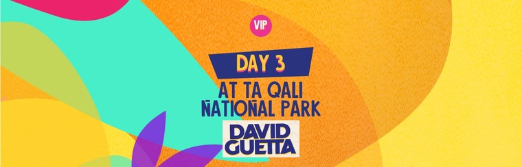 VIP Day 3 Ticket at Ta Qali National Park