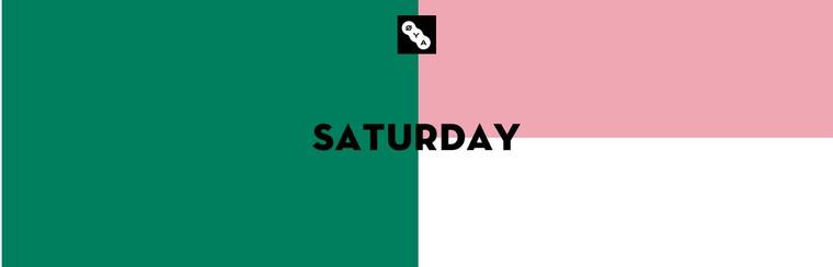 Saturday Day Pass