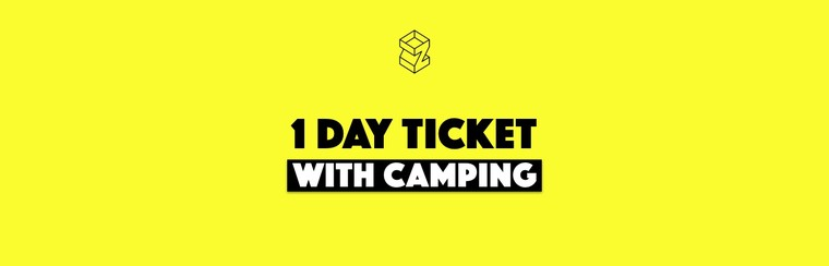 1-Day Pass with Camping